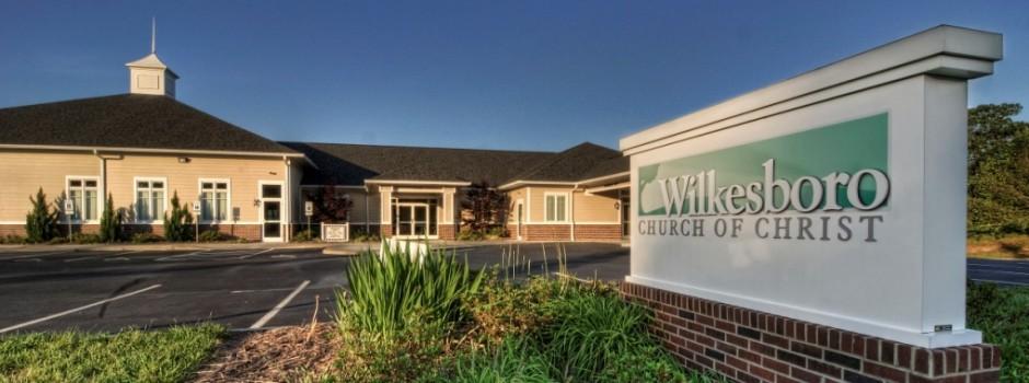 Wilkesboro Church of Christ HDR