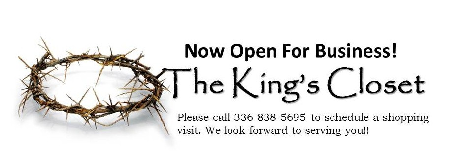 kings closet open